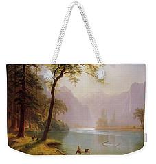 Kern S River Valley California Weekender Tote Bag