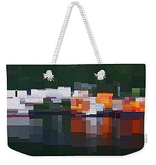 Ketchikan 1 Weekender Tote Bag