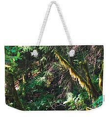Ketchikan Green Weekender Tote Bag