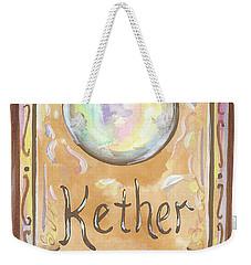 Kether Weekender Tote Bag