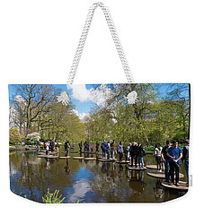 Keukenhof Gardens In Lisse, Netherlands Weekender Tote Bag