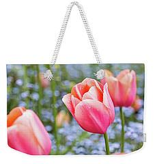 Keukenhof Tulips - Amsterdam Weekender Tote Bag