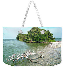 Key Largo Out Island Weekender Tote Bag