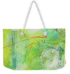 Key Lime Pie Weekender Tote Bag