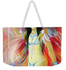 Key To Bliss Weekender Tote Bag