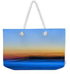 Key West Abstract Weekender Tote Bag