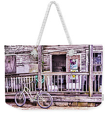 Key West Flower Shop Weekender Tote Bag