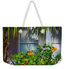 Key West Garden Weekender Tote Bag