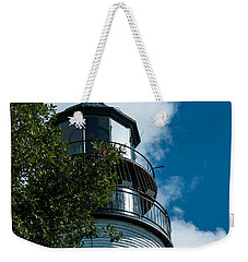 Key West Lighthouse Weekender Tote Bag
