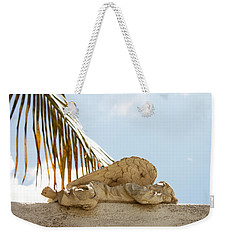 Key West Sleeping Angel Weekender Tote Bag