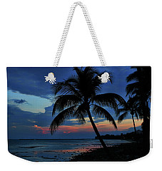 Key West Sunset No 1 Weekender Tote Bag