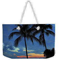 Key West Sunset No 2 Weekender Tote Bag