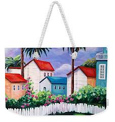 Key Westish Weekender Tote Bag