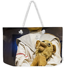 Key Wests Robert The Doll Weekender Tote Bag