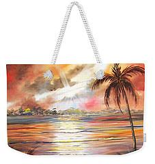 Keys Sunrise, Sunset Weekender Tote Bag