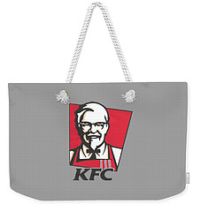Kfc T-shirt Weekender Tote Bag by Herb Strobino