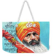 Khalsa Weekender Tote Bag