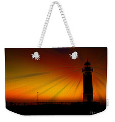Kiama Lighthouse Weekender Tote Bag