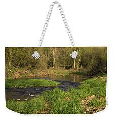 Kickapoo River Weekender Tote Bag