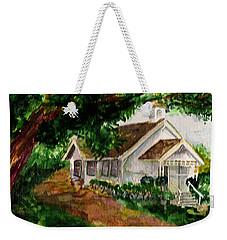 Kihei Chapel Weekender Tote Bag by Eric Samuelson