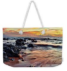 Kihei Sunset Weekender Tote Bag