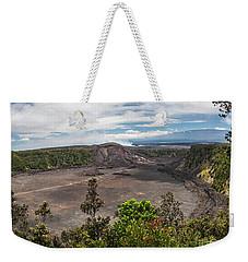 Kilauea Iki Crater Weekender Tote Bag
