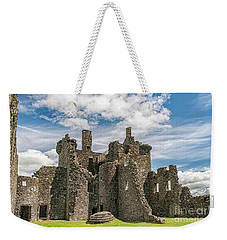 Kilchurn Castle Courtyard Weekender Tote Bag