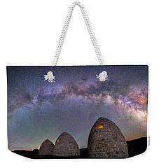 Kilns Under The Milky Way Weekender Tote Bag