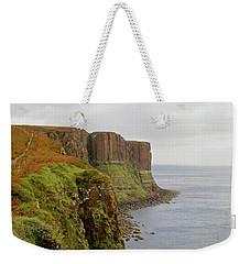 Kilt Rock Weekender Tote Bag