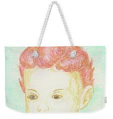 kim Weekender Tote Bag