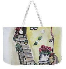 Kimberly's Castellabate Flowers Weekender Tote Bag