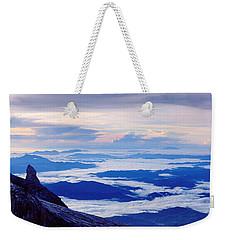 Kinabalu Panorama Weekender Tote Bag