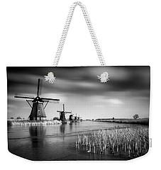 Kinderdijk Weekender Tote Bag