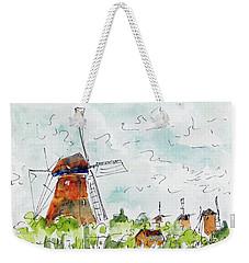 Kindersdijk Netherlands Weekender Tote Bag
