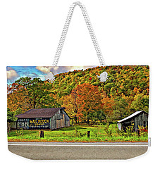 Kindred Barns Weekender Tote Bag