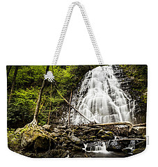 Crabtree Falls - Blue Ridge Parkway North Carolina Weekender Tote Bag