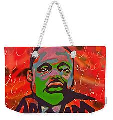King Dreaming Weekender Tote Bag by Miriam Moran