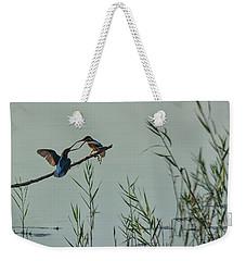 King Fishers  Weekender Tote Bag