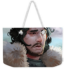 King In The North Weekender Tote Bag