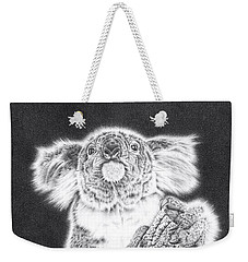 King Koala Weekender Tote Bag