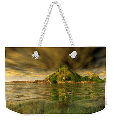 King Kongs Island Weekender Tote Bag