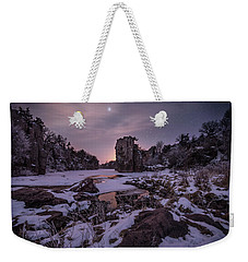 King Of Frost Weekender Tote Bag by Aaron J Groen