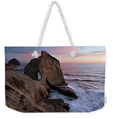 King Of The Coast Weekender Tote Bag