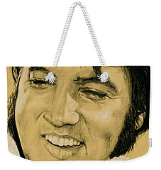 King Of The Whole Wide World Weekender Tote Bag