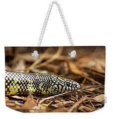 King Snake 1 Weekender Tote Bag