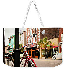 King Street Charleston Sc  -7436 Weekender Tote Bag
