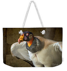 King Vulture Weekender Tote Bag by Jamie Pham