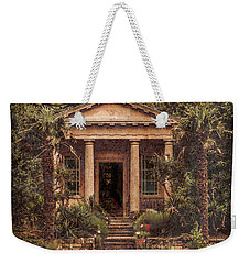 Kew Gardens, England - King William's Temple Weekender Tote Bag