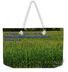 Kingdom Of Heaven Weekender Tote Bag