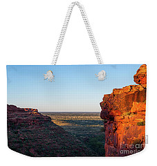 Kings Canyon Weekender Tote Bag